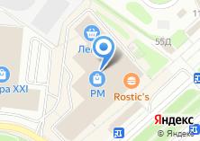 Компания «ВДНХ» на карте