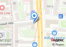 Компания «Марафон» на карте