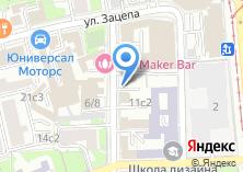 Компания «ОПОП Центрального административного округа район Замоскворечье» на карте