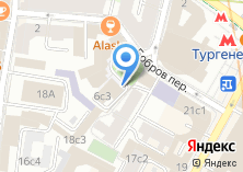 Компания «ВИК СЕРВИСЫ» на карте