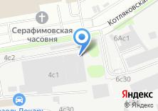 Компания «АВТОЛАГ» на карте