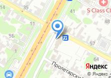 Компания «Техком+» на карте