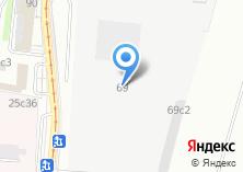 Компания «Автозащита» на карте