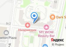 Компания «Свадебное агентство Дарси» на карте