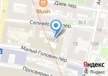 Компания «Мир Кавказа» на карте