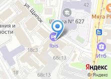 Компания «Ibis kitchen» на карте