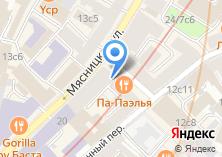 Компания «Бюро переводокожевникова» на карте