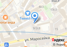 Компания «PILnet» на карте