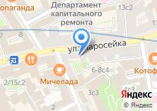 Компания «Мастерская массажа» на карте
