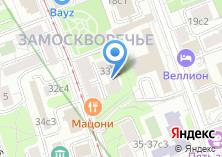 Компания «Скандинавские Строительные Материалы» на карте