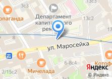 Компания «Пипл & Паста» на карте