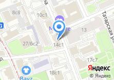Компания «NNSTONE» на карте