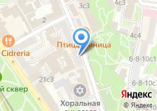 Компания «Промо-зона» на карте