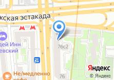 Компания «КБ ЛОКО-Банк» на карте