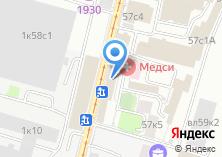 Компания «ИН Косметик» на карте