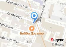 Компания «Филука» на карте