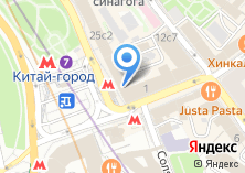 Компания «Vrasmer.ru» на карте