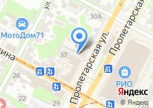 Компания «Отделочные материалы от Трофимовны» на карте