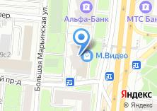 Компания «Джонни Грин паб» на карте