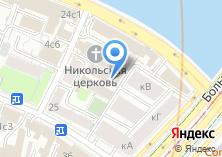Компания «Магистрат» на карте