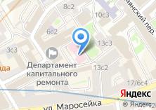 Компания «Бахмейкер» на карте