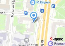 Компания «Русский залоговый дом» на карте