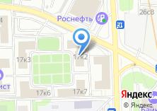 Компания «Амакс» на карте