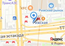Компания «Спринт» на карте