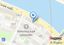 Компания «Московский колокольный центр» на карте