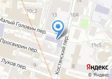 Компания «Академия Языков и Бизнеса» на карте
