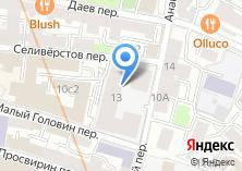 Компания «Latvio» на карте