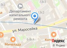 Компания «ДорИнвест» на карте
