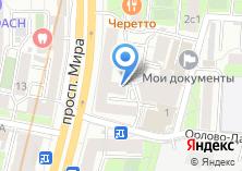Компания «Вест Концепт» на карте
