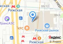 Компания «БРОКЕР» на карте