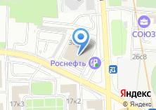 Компания «Левион Групп» на карте