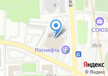 Компания «АЛМА ТЕХ» на карте