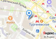 Компания «Tetrika» на карте