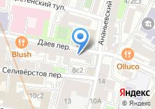 Компания «Русана» на карте
