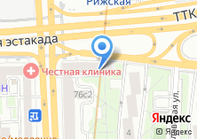 Компания «Смирнов Варзиев Романенко и партнеры» на карте