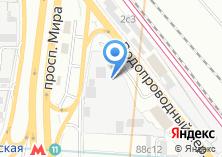 Компания «ГазТент» на карте