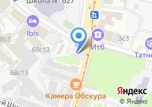 Компания «MIO» на карте