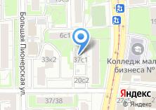Компания «Банк Кузнецкий мост» на карте