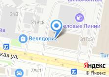 Компания «Химстройсервис» на карте
