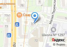 Компания «Trinet» на карте