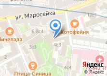 Компания «Академия САПР и ГИС» на карте