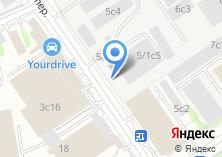 Компания «Авам-Авто» на карте