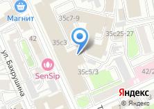 Компания «Мерлин-Люкс» на карте