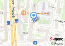 Компания «Молодая Гвардия Единой России» на карте