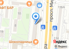 Компания «Салон-мастерская часов» на карте