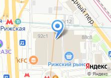 Компания «Крестовский» на карте